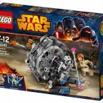 LEGO General Grievous Wheel Bike (75040)