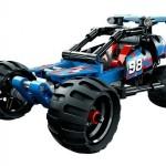 LEGO Masina de curse pentru teren