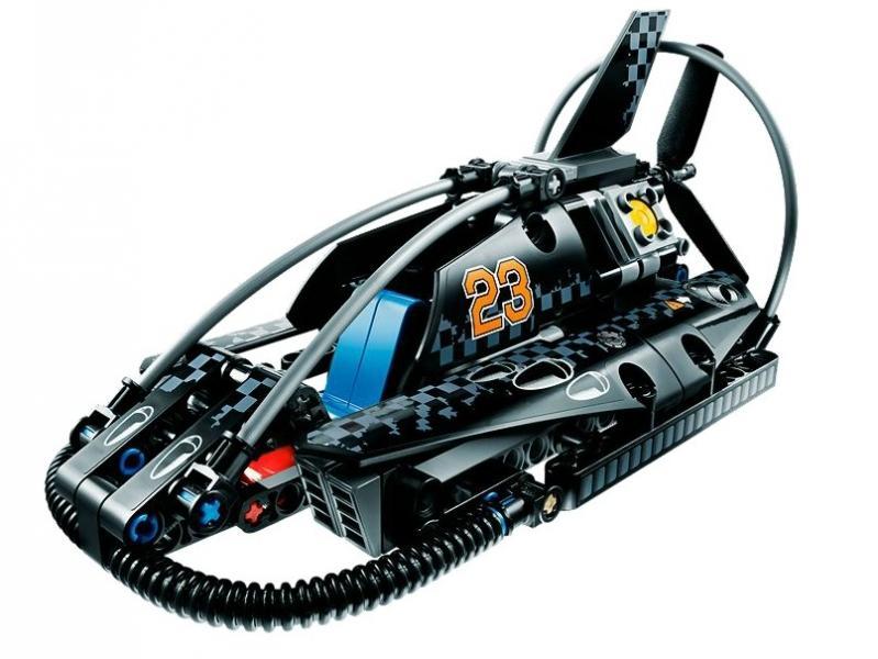 LEGO Nava pe perna de aer