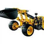 LEGO Mini buldoexcavator