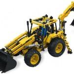 LEGO Excavator (8069)