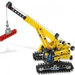 LEGO Macara cu senile