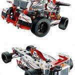 LEGO Masina de curse de Marele Premiu