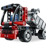 LEGO Mini container truck (8065)