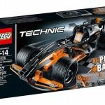 LEGO Masina neagra de curse (42026)