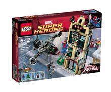 Lego Lego Super Heroes Spider Man : Confruntarea De La Daily Bugle (76005)