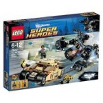 Lego Lego Super Heroes – Liliacul Contra Bane : Urmarirea Cu Acrobatii – 76001