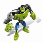 LEGO Hulk din seria LEGO Heroes