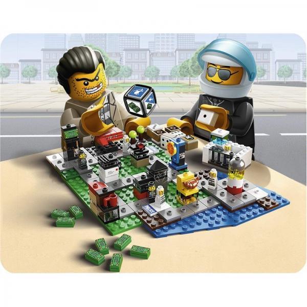 LEGO City alarm din seria Lego Games
