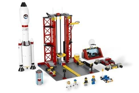 LEGO Space Center din seria LEGO City