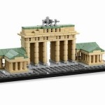 LEGO Brandenburg Gate din seria LEGO ARHITECTURE