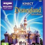 MICROSOFT Kinect Disneyland Adventures Xbox 360