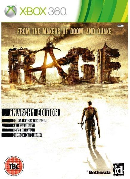 Id Software Id Software Rage Anarchy Edition (XBOX 360)