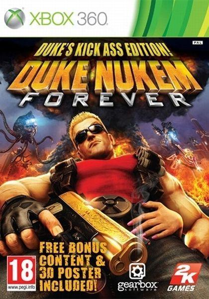 2K Games 2K Games Duke Nukem Forever Editie Kick Ass (XBOX 360)