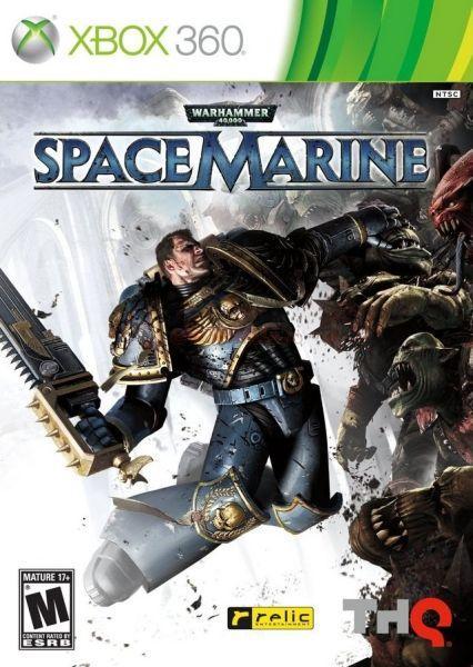 THQ THQ Warhammer 40.000: Space Marine (XBOX 360)