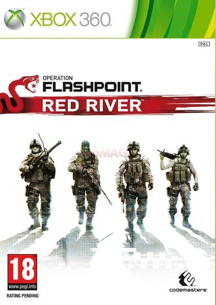 Codemasters Codemasters Operation Flashpoint: Red River (XBOX 360)