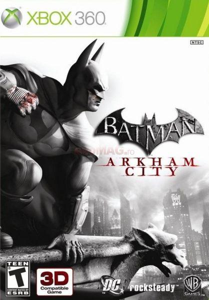Warner Bros. Interactive Entertainment Warner Bros. Interactive Entertainment Batman Arkham City (XBOX 360)