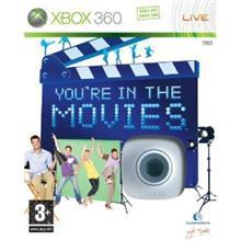 MICROSOFT You're In The Movies With Live Vision Camera Xbox360
