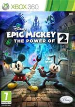Disney Disney's Epic Mickey 2 The Power Of Two Xbox360