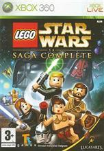 LUCASART Lego Star Wars The Complete Saga Xbox360