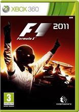 Codemasters Formula 1 2011 Xbox360