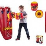 John John Set Box Spiderman