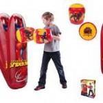 John John Set Box Spiderman