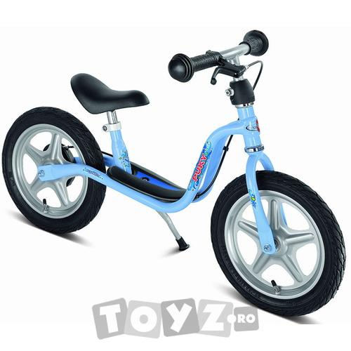 PUKY Bicicleta fara pedale LR1 BR Albastra