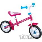 STAMP Bicicleta fara pedale Barbie Runner
