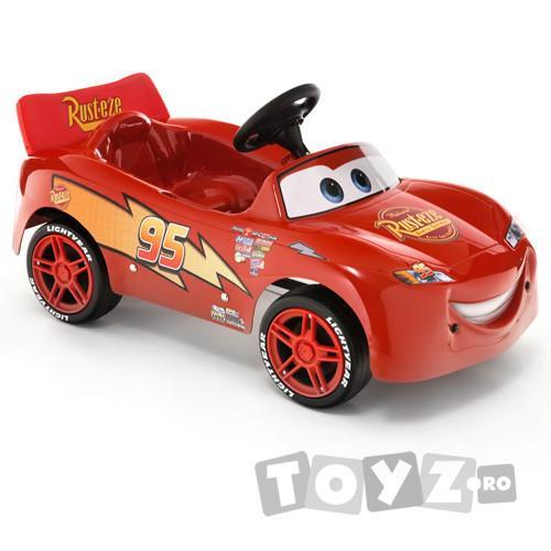 ToysToys Masinuta cu pedale Fulger McQueen