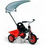Italtrike Tricicleta Outside Passenger cu parasolar
