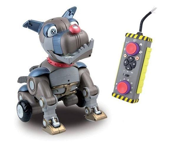 WOW WEE Robot Wrex the Dawg