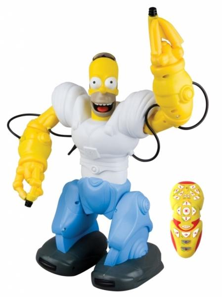 WOW WEE Robot Simpsonsapien