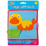 Galt Large Soft Book: Carticica moale Hide & Seek