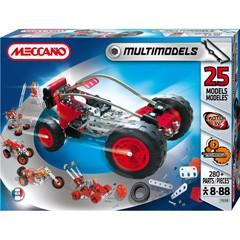 Meccano Meccano – Set 25 modele cu Motor