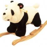 Generic Ursulet Panda Balansoar Pentru Copii BABY MIX FL-XR-076