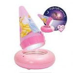 Worlds Apart World Apart – Veioza 2 in 1 Go Glow Disney Princess