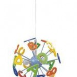 Decorino Lampa Camera Copii Metal+Plastic Koty Design Colectia Plafoniere Decorino Luce 4716