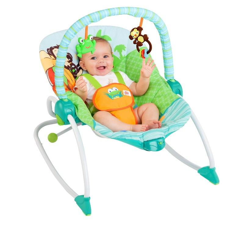 "Bright Starts Bright Starts – Balansoar 3 in 1 """"Baby to Big Kid"""""