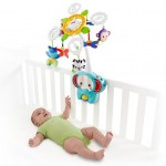 Fisher Price Fisher Price – Carusel 2in1 Deluxe