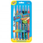 Galt Elmer Paintastics 5 Colour Changing Pens + Magic Wand