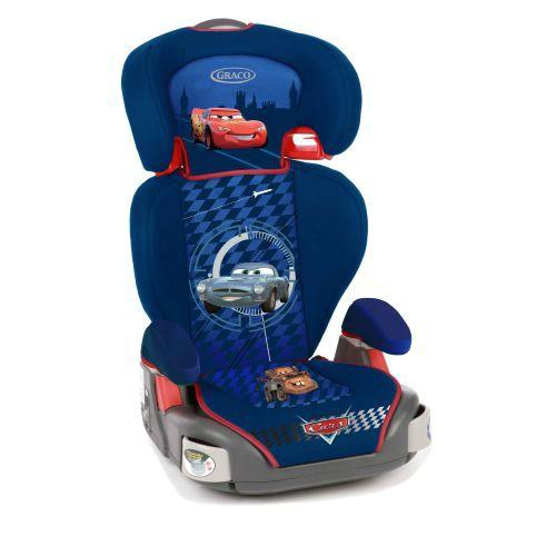 GRACO Scaun auto Junior Maxi Plus – Disney Racing Cars G8E67DRCE
