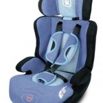 Generic Scaun Auto Copii BERBER INFINITY RACER Albastru 020