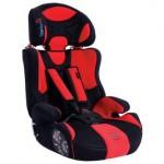 Generic Scaun Auto Copii BERBER INFINITY Rosu 092