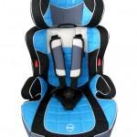 Generic Scaun Auto Copii DHS 855 Albastru Cu Negru