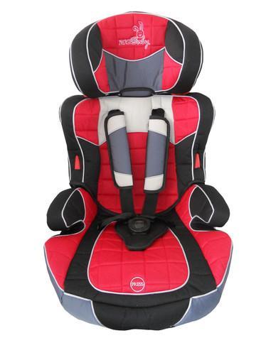Generic Scaun Auto Copii DHS 855 Rosu Cu Negru