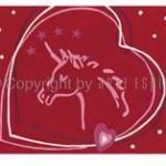 Arte Espina Covor Copii Acril/Fibra Fosforescenta Arte Espina Colectia Spirit 3129-41