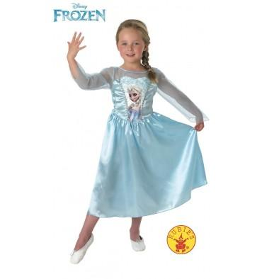 Rubies Costum de carnaval – ELSA din Frozen (Regatul de Gheata)