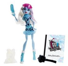 Monster High Papusa Monster High Doll Art Class Abbey Bominable