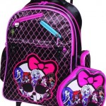 BTS Troler Monster High Pencil Case